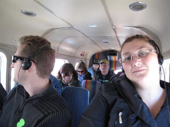 Colorado River & Trail Expeditions: Aeroplano de 15 plazas