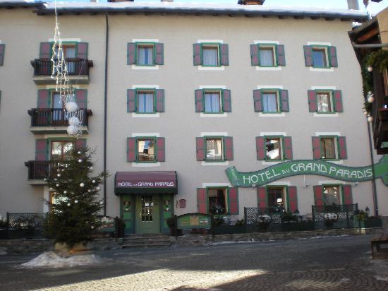Hotel Du Grand Paradis A Cogne