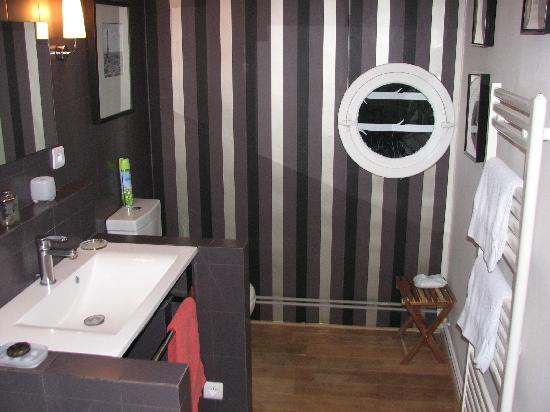 La Clepsydre : salle de bain