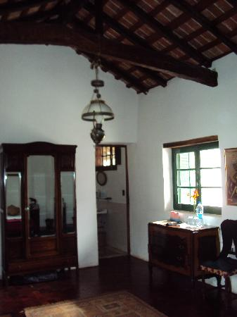 Estancia Los Potreros: My room