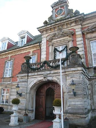 Faaborg, Denmark: Entrance to the castle