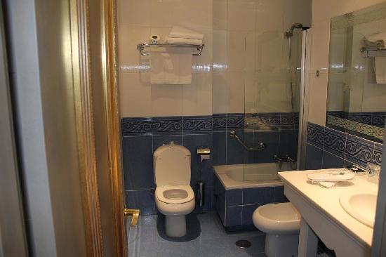 Hotel Spa Convento I: baño