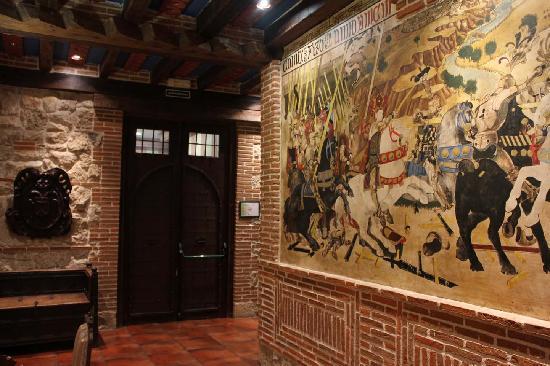 Hotel Spa Convento I: entrada discoteca