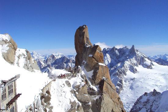 Chamonix, Francja: Estancia del Monte Blanco