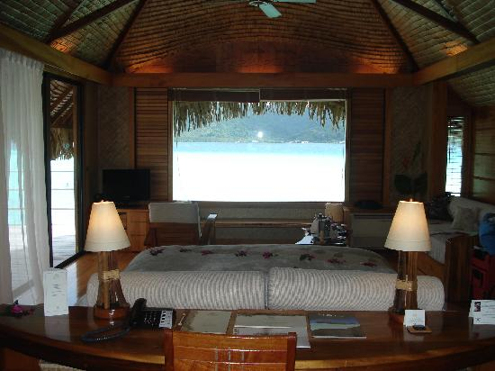 Le Taha'a Island Resort & Spa: Room