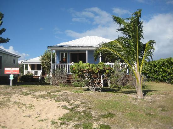 Dutchman's Bay Cottages: Another view of our cottage