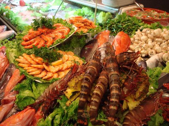 Marisqueira O Barqueiro: Great Seafood