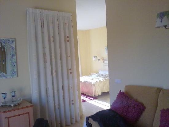 Hotel Victoria Playa: Detalle decoración de la suite