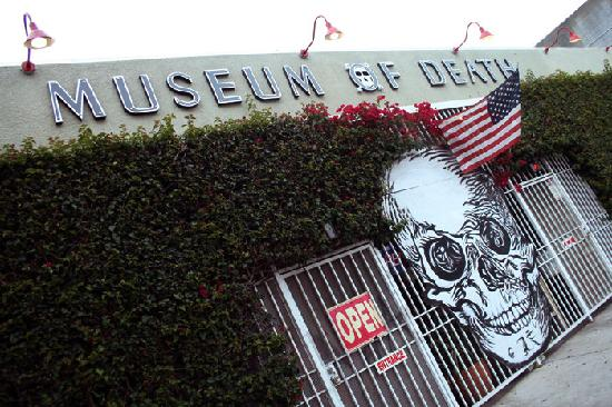 Museum of Death: You know that this is the place.