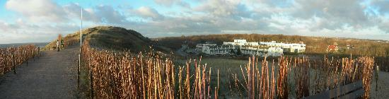 Golden Tulip Beach Hotel Westduin Vlissingen: L'hôtel et ses environs