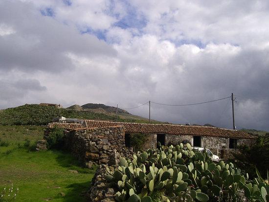 Teno Alto, Spania: panorámica de la casa
