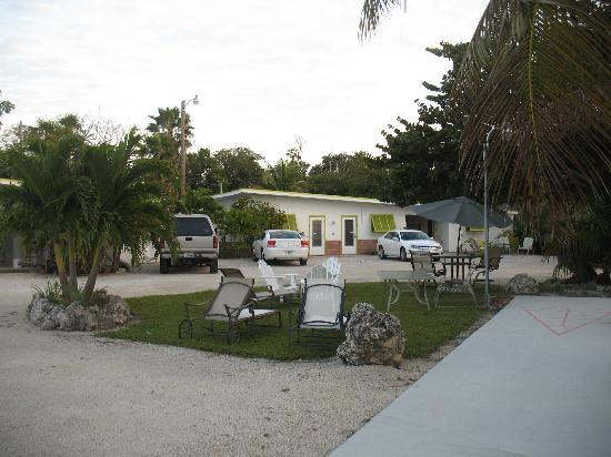 Ranch House Motel: Comfortable and safe property to enjoy an evening chat