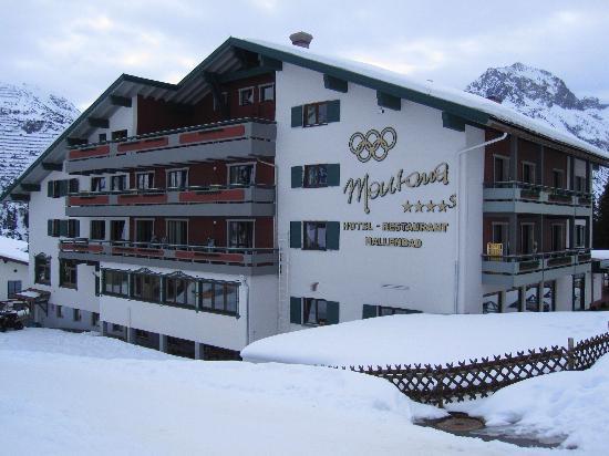 Hotel Montana : The hotel