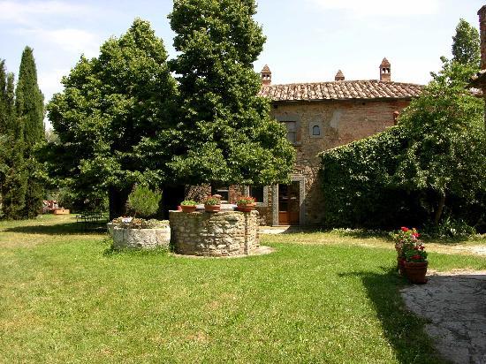 Case Sant'Anna: Notre appartement, en rez-de-jardin