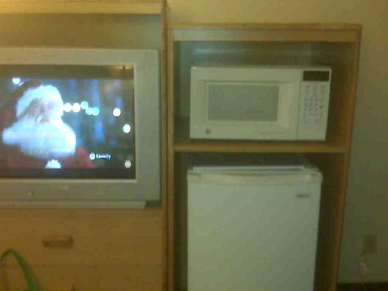 Loyal Duke Lodge: tv kitchenette