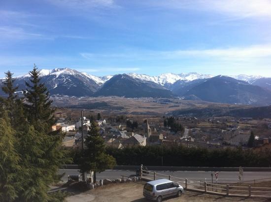 Hotel Le Romarin : From my balcony