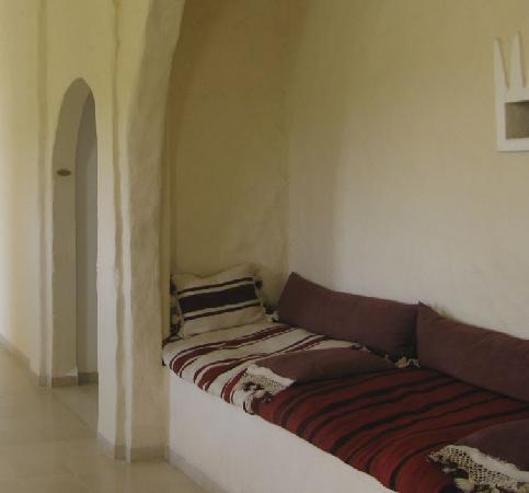Dar Ghadames Hotel: Berber Room