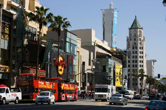 Los Angeles, TX: hollywood