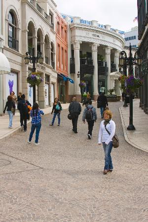 Los Angeles, Teksas: rodeo drive