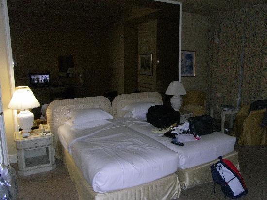 InterContinental Carlton Cannes : Mein Zimmer :-/