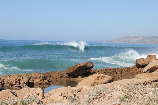 Maroc-Oasis: left