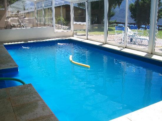 Estancia del Carmen : La piscina