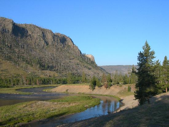 Yellowstone Travel Agent Camping