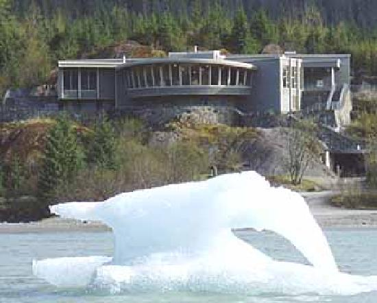 จูโน, อลาสกา: Mendenhall Glacier Visitor Center