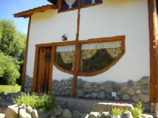 Cabanas Hechizo de Luna: arquitectura original!