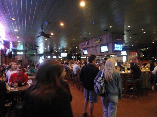 Miller's Ale House : vista interior