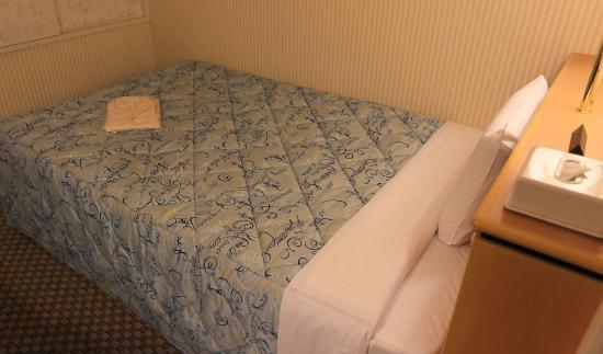 Keio Presso Inn Otemachi: ベッド