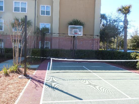 Residence Inn by Marriott Sandestin at Grand Boulevard: Tennis Court