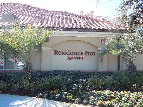 Residence Inn Sandestin at Grand Boulevard : Front Desk Building