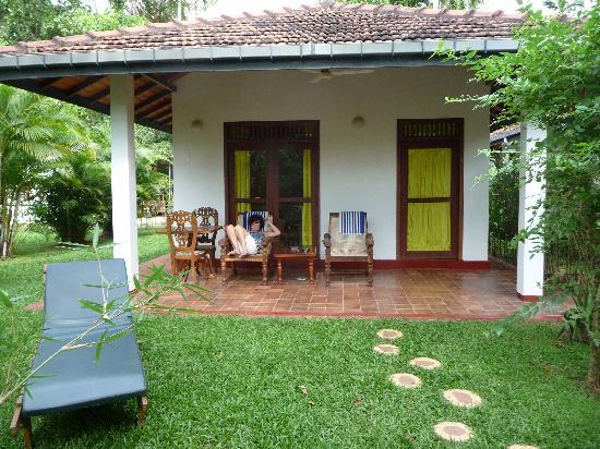 Dalmanuta Gardens - Ayurvedic Resort & Restaurant: le bungalow