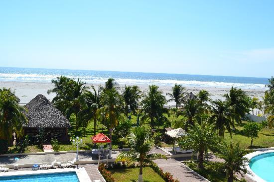 Comfort Inn Bahia Dorada: Vista del cuarto