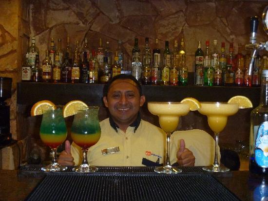 Viva Wyndham Azteca : Nice drinks