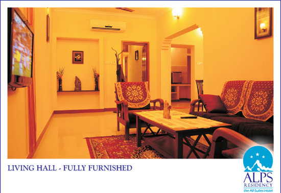 Alps Residency Pondicherry