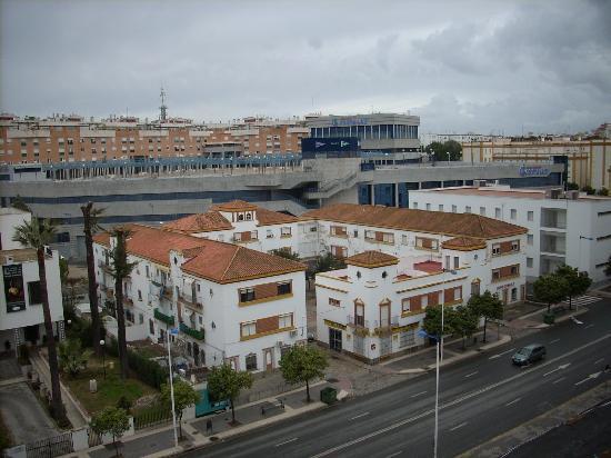 NH Luz Huelva: Desde el balcon