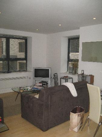 MiNC Apartments - Lombard Lane: le salon