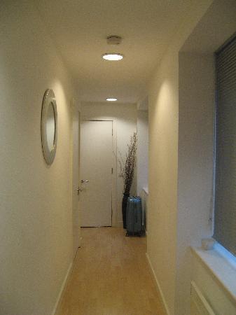 MiNC Apartments - Lombard Lane: le couloir