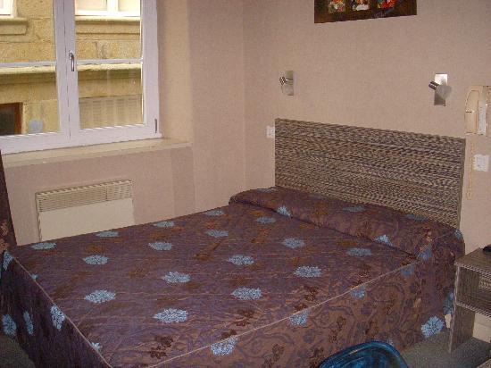 Hotel Port-Malo : chambre