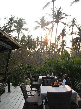Shantaa Koh Kood: breakfast