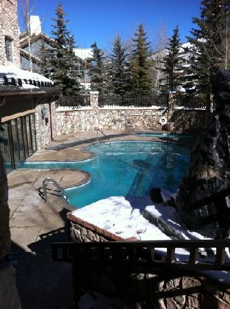 Beaver Creek Lodge: Hot Tub!