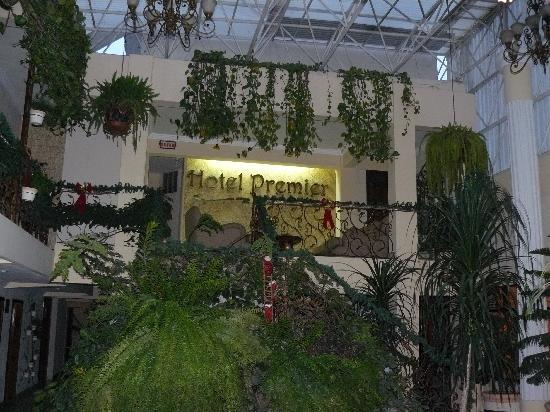 Hotel Premier: Hall