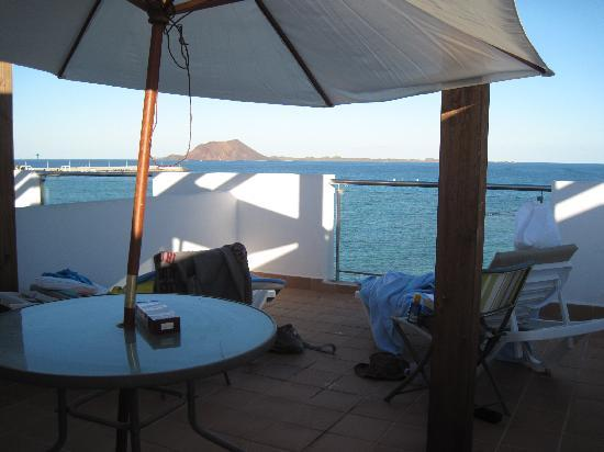Hotel THe Corralejo Beach: Roof Terrance - Royal Apartment