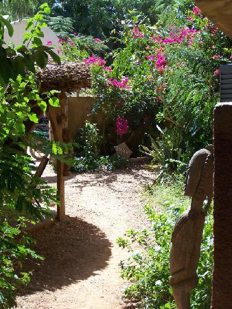 Sanga, مالي: Auberge Grand Castor Dogon