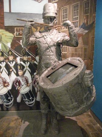 The National 1798 Rebellion Centre: Drummer Boy