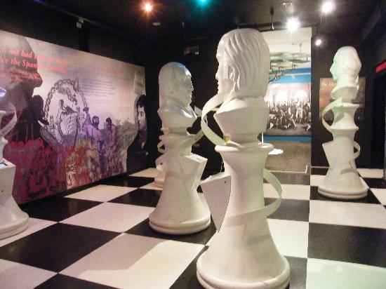 The National 1798 Rebellion Centre: A Game of Chess