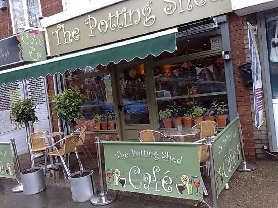The Potting Shed Cafe: Potting Shed - Chanterland Avenue Hull