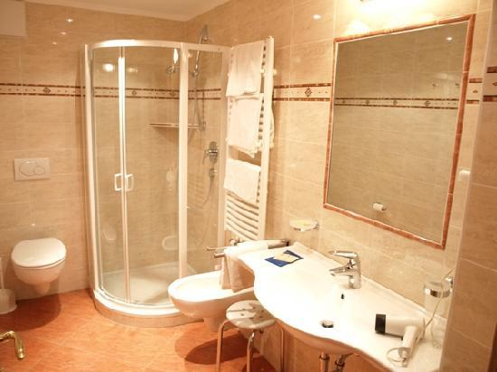 Garni Flurida: One of the Bathrooms